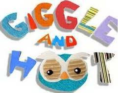 Giggle and hoot logo