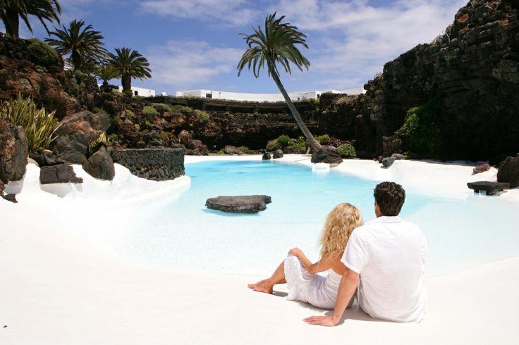 Los Jameos del Agua. Isla de Lanzarote. Islas Canarias