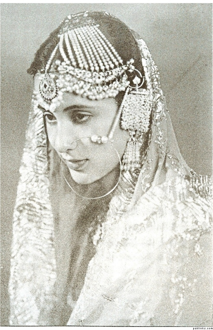 1940's bride princess mehrunnisa