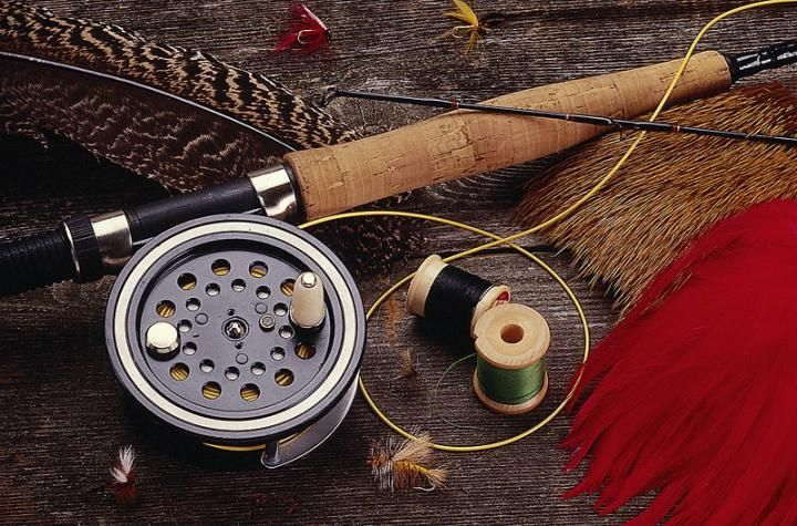 Fly-Fishing biegów