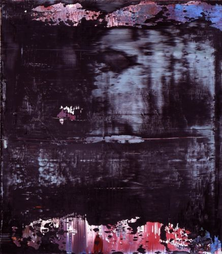 "Gerhard Richter ""Abstraktes Bild Abstract Painting,""1995"