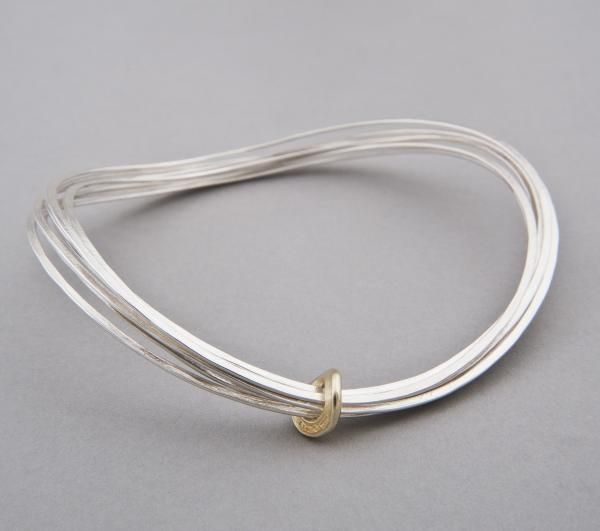 Total Honesty bangle | LATHAM & NEVE-UK Contemporary Jewellery Collections