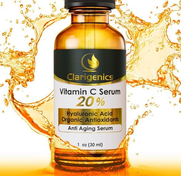 Best vitamin c serum 20 for face organic age spot remover amp pore
