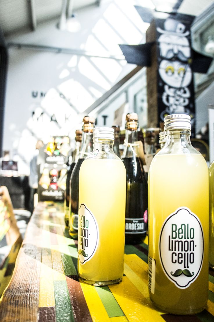 Local Goods Store @dehallen Amsterdam x Bello limoncello