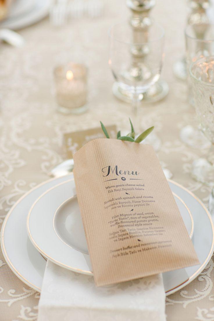 32 best Menu - Menu images on Pinterest | Wedding ideas, Wedding ...