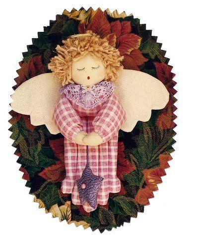 Mimin Dolls: anjos