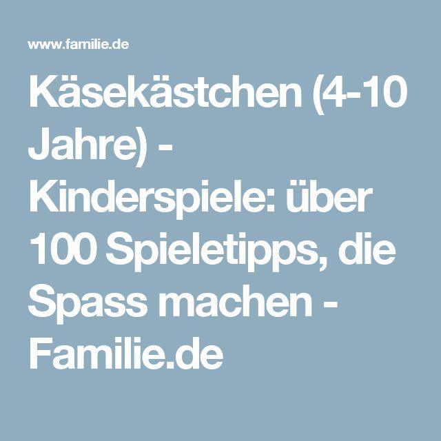 Käsekästchen (4-10 Jahre) - Kinderspiele: über 100 Spieletipps, die Spass machen - Familie.de