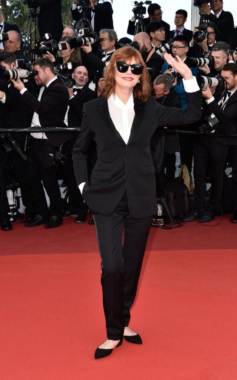 Woody Allen, çocuk tecavüzü suçlamasıyla Cannes'da da karşılaştı.