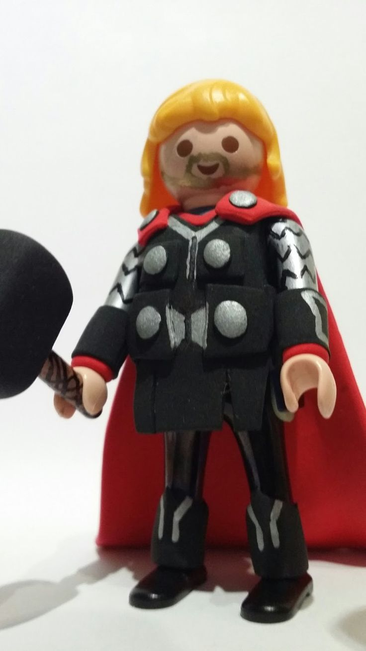 Custom Thor by Playmolook: