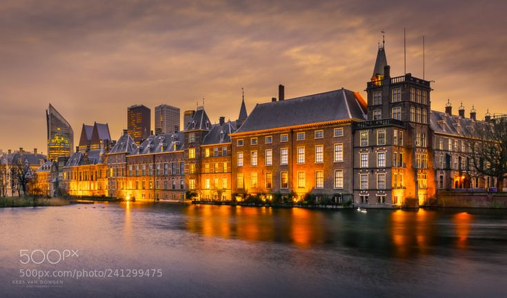 Home of the Dutch Government - The Hague by keske