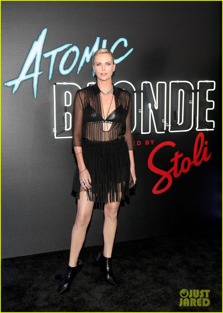 Atomic Blonde actress Charlize Theron cracked two teeth while filming and thanked her dentists at the premiere. We love to see dentists getting recognition from celebrities!