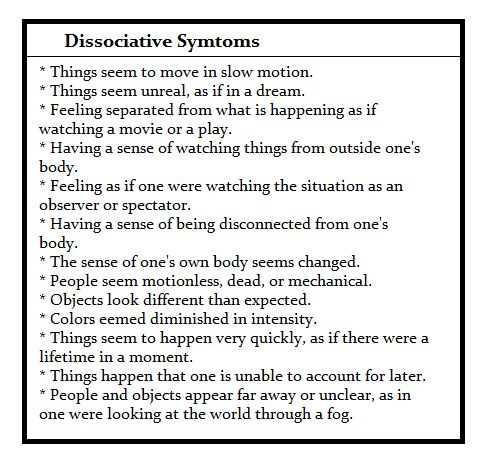dissociative identity disorder statistics - Google Search