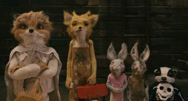 Image result for fantastic mr fox kids