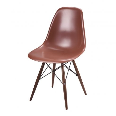 Купить дизайнерский стул Стул Eames Plastic DSW в магазине Cosmorelax
