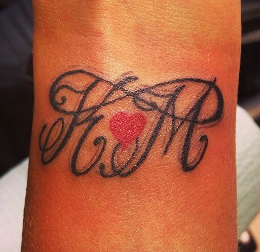 Infinity Heart Tattoo Designs | infinity tattoos