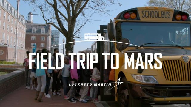 An In Depth Look At The Making Of The Lockheed Martin Group Virtual Reality Experience Bus Field Trip To Mars In 2020 Field Trip Trip Virtual Field Trips