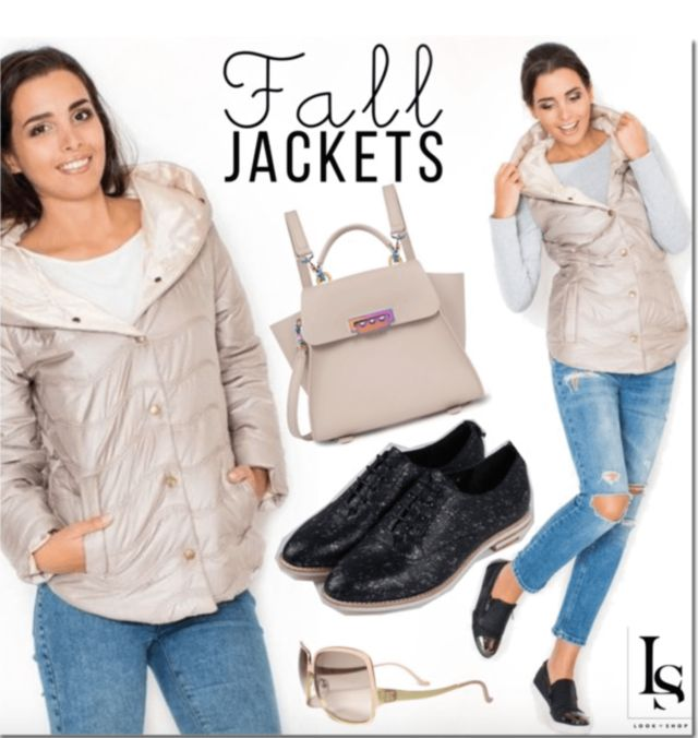 Shop Fall and Winter Jacket here --->  http://lookshop.ca