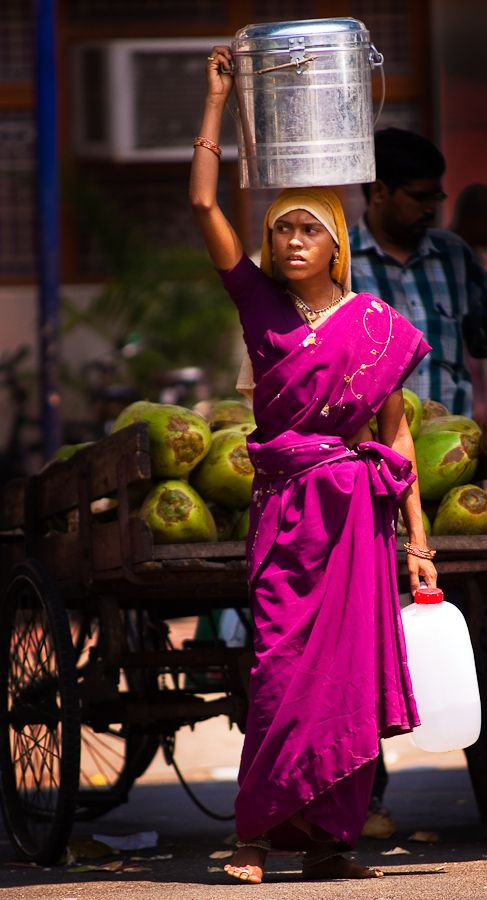 Water Carrier , India