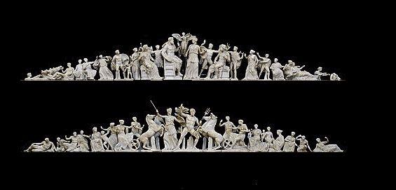 Altamira. Blog de Historia del Arte, por Antonio Boix.: Comentario. El Partenón (447-438), de Ictino, Calícrates y Fidias.