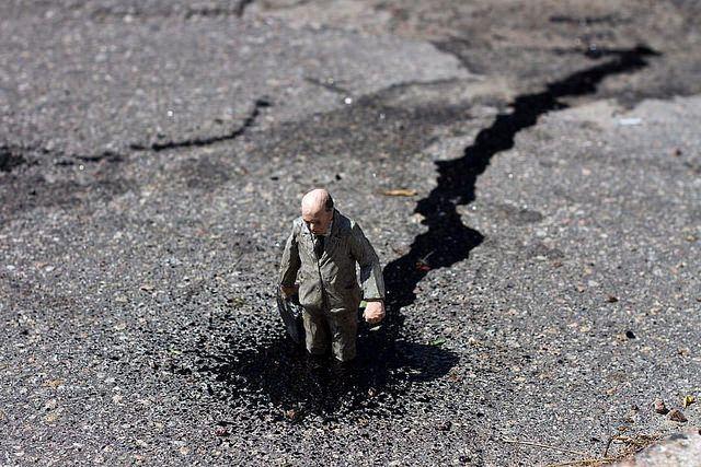 Oilfield /// I've found this guy walking in Kristiansand, …   Flickr