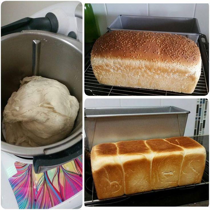 Jumbo White Bread Loaf. Thermomumma blog