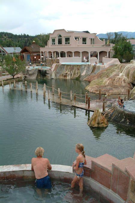 94 Best Natural Hot Springs Images On Pinterest Hot