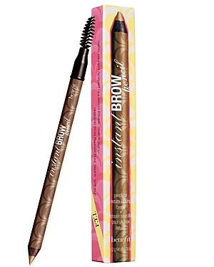 Benefit Instant Eyebrow Pencil in Light - my favorite thing in my makeup bag right now!