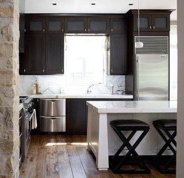 Madison St contemporary-kitchen