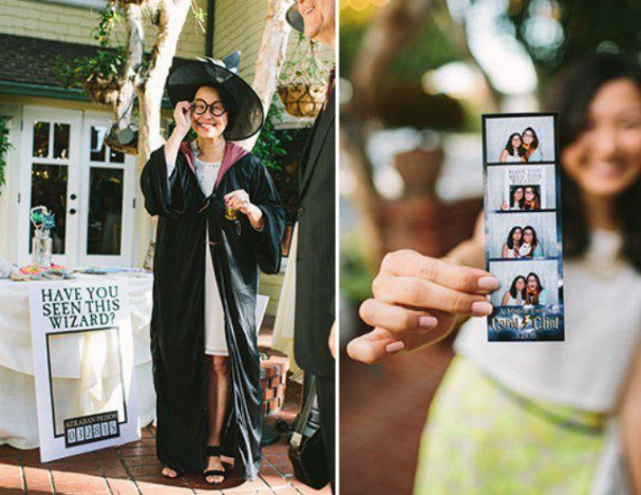 Ideas For A Wonderful Wizarding Wedding
