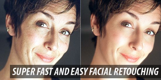 This article shares a huge variety of photo retouching tutorials for Photoshop users with brief descriptions of each.