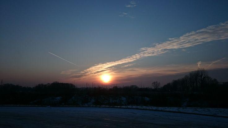 zachód, Parzniew