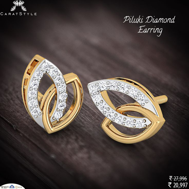 Perfect for elevating the style and and fashion-forward design of your everyday look. #earring  #haveanicesunday #diamondearring #stylis #adornment #workwearstyle #earringforgirls  #indianstreetfashion  #style #fashionable #fashionstyle #exquisite #woman #trends #shopping #perfect #embrace #embracelove  #earringsonlineindia  #buyearringsonline