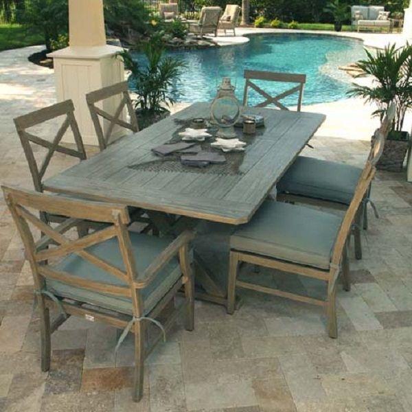 Portofino Dining. Tropical PatioBeach FurnitureOutdoor ...