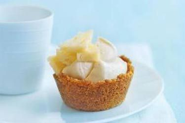 Ginger and white rum pineapple cheesecakes recipe, NZ Herald – visit Food Hub for New Zealand recipes using local ingredients – foodhub.co.nz