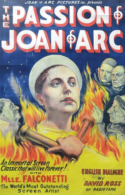 The Passion of Joan of Arc (1933)