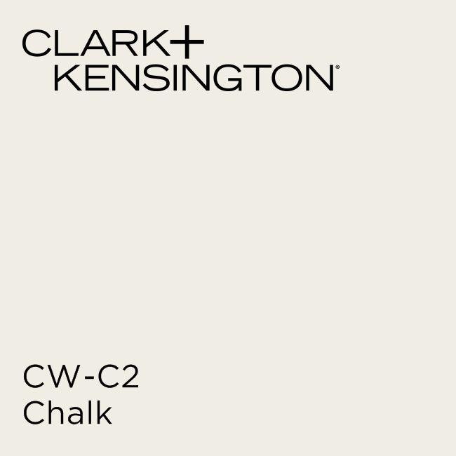 Chalk by clark kensington white neutrals pinterest - Clark and kensington exterior paint ...