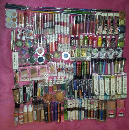 30 Piece Brand New & Sealed Hard Candy' Cosmetics Makeup Excellent Assorted Mixed Lot with No Duplicates Omagazee