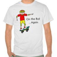 T-Shirt(Skateboarder)