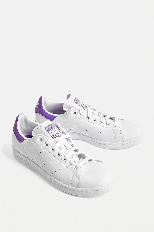 adidas stan smith purple