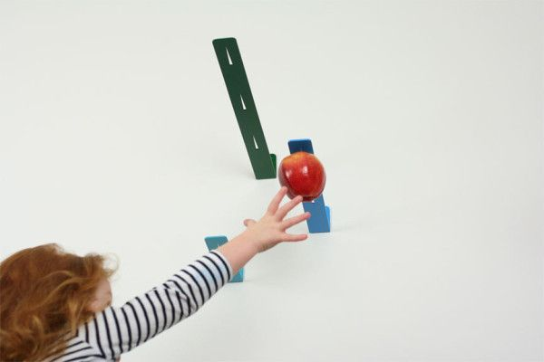 Newton Apple Holder by One of Studios Photo