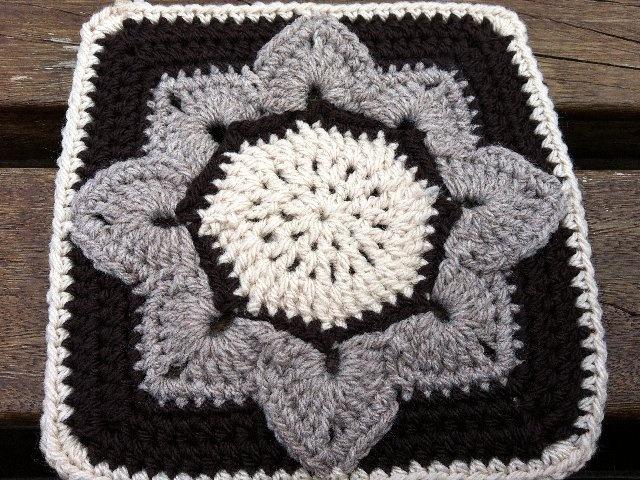 Mejores 99 imágenes de grannys crochet en Pinterest | Patrones de ...