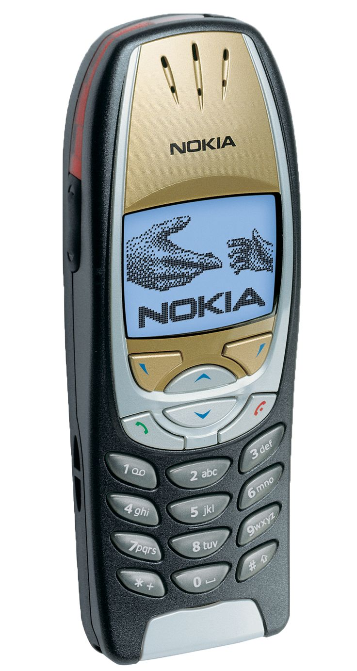 The Retro Nokia 6310 from 2001