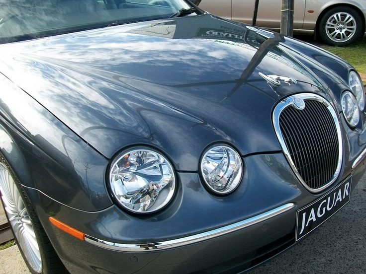2006 Jaguar S Type Luxury