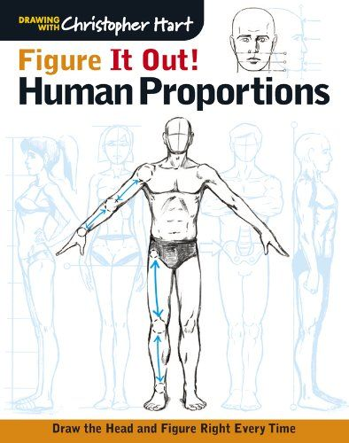 Figure It Out Human Proportions Pdf Drawing Figure Drawing