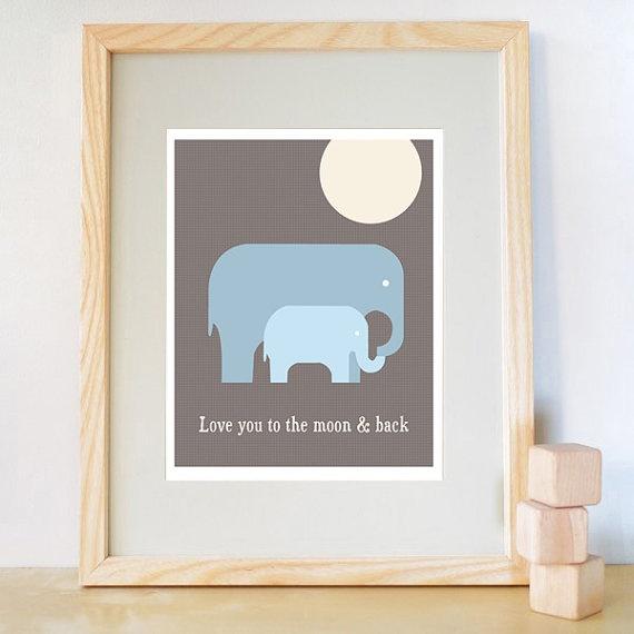 Elephants!: Elephant Print, A Quotes, Kid