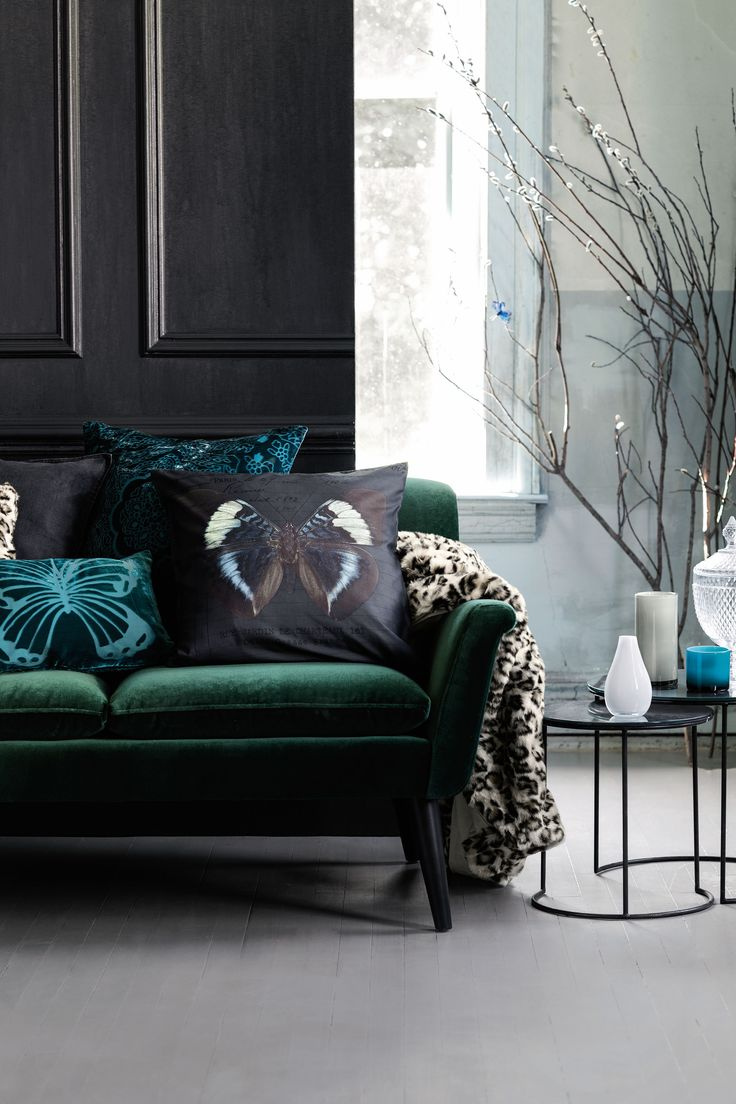 47 best colour trend - forest green images on pinterest