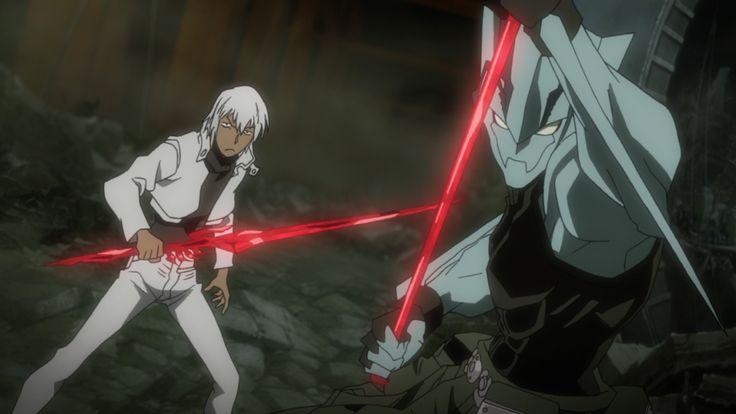 Blood Blockade Battlefront - Épisode 9 : Le Jour le plus long de Z, 2e partie. - Série complète à voir en streaming et téléchargement sur http://animedigitalnetwork.fr/video/kekkai_sensen