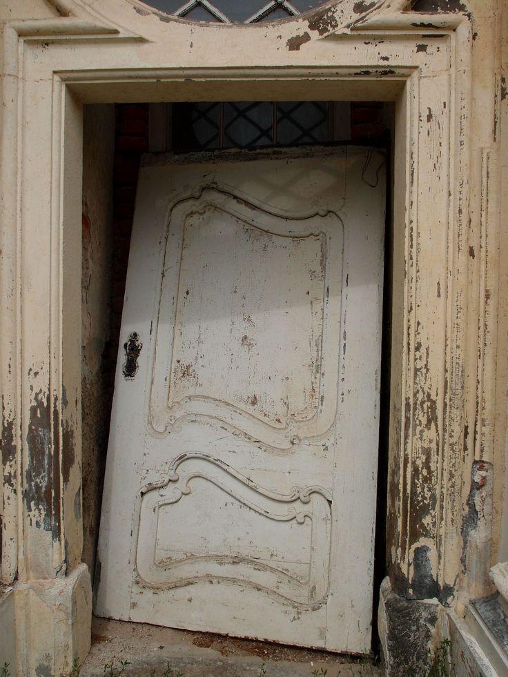 Broken door in or nearby Ptuj Slovania. Photographed by Marleen van de Kraats no & 73 best Go through: door window gate alley images on Pinterest ...