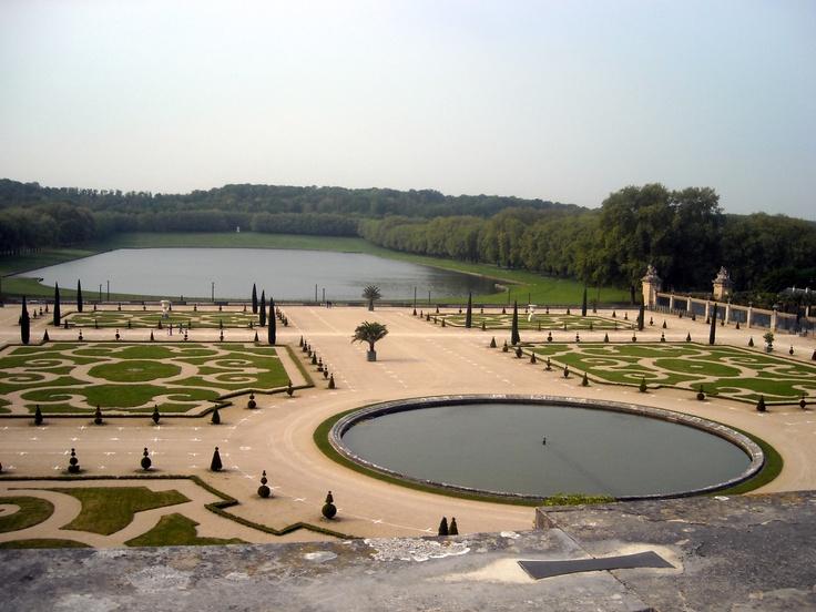 """L"""" Orangerie (the Orange Garden), Versailles Palace"""