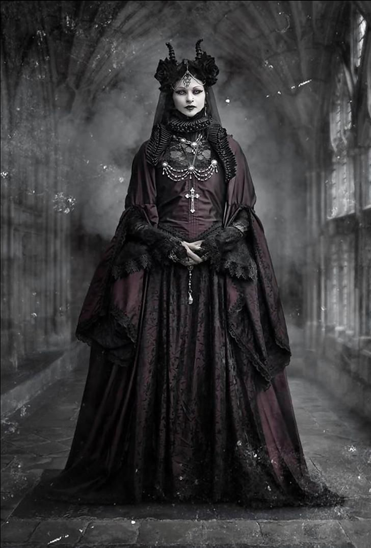 Gothic Mage